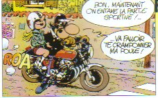 Galerie dessins motards humoristique - Dessin humoristique motard ...